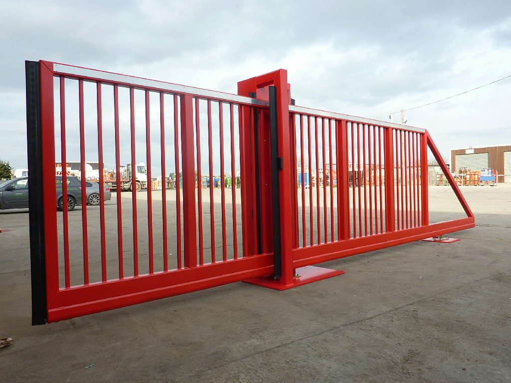 Industrial Sliding Gates