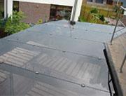Stiklinis stogas