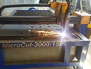 Metalo pjovimas CNC plazma.