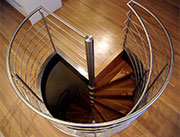 Helix stairs